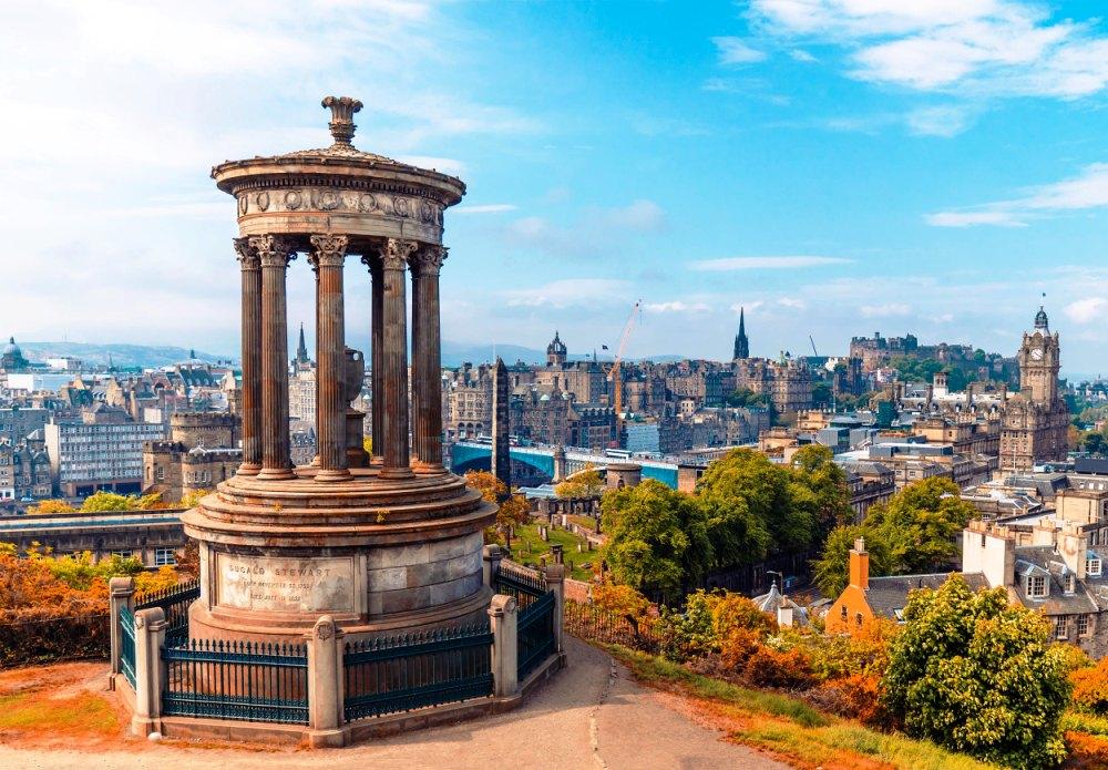 Legende în Scoția si Irlanda