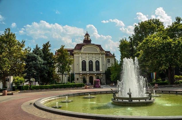 Plovdiv - orașul nemuritor