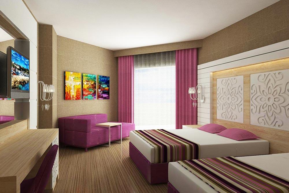 Sunmelia Beach Resort Hotel and SPA