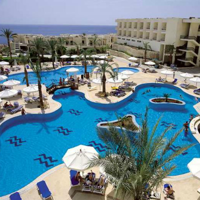 Hilton Sharm Sharks Bay