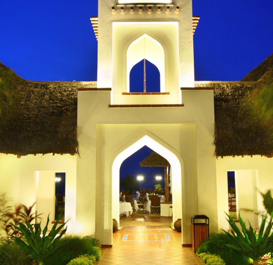 Sea Cliff Resort and SPA Mangapwani