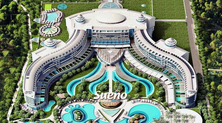 Sueno Deluxe Belek Hotel