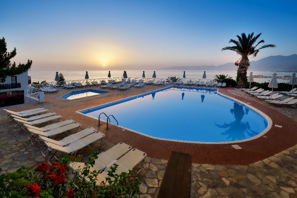 Hersonissos Village Hotel and Bungalows
