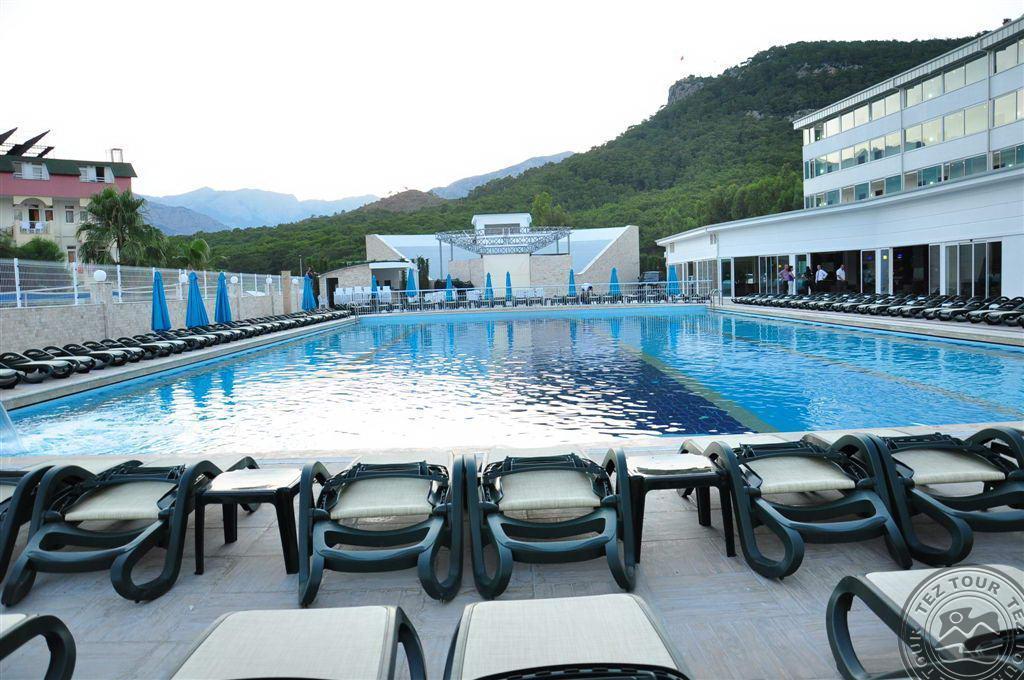 Palmet Resort Kiris Hotel and SPA