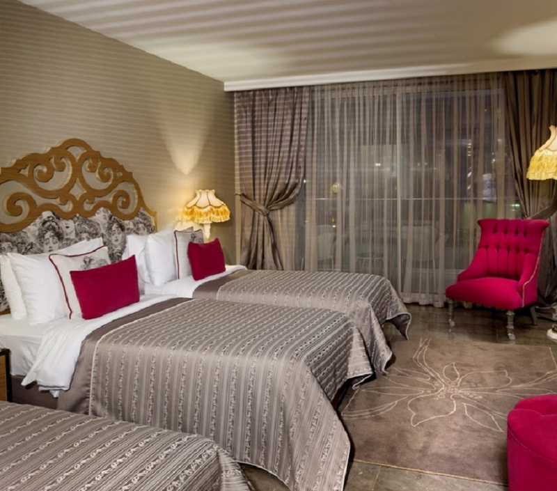 Thor Luxury Hotel and SPA