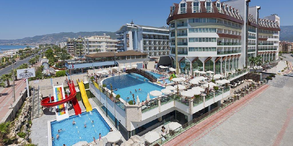 Asia Beach Resort Hotel and SPA